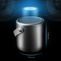 A056 Portable Metal Bluetooth Speaker