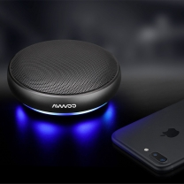 A057 Portable Metal Bluetooth Speaker