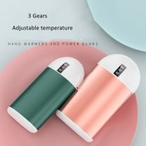 High Capacity Hand Warmer USB Rechargeable Hand Warmer Avwoo Shenzhen