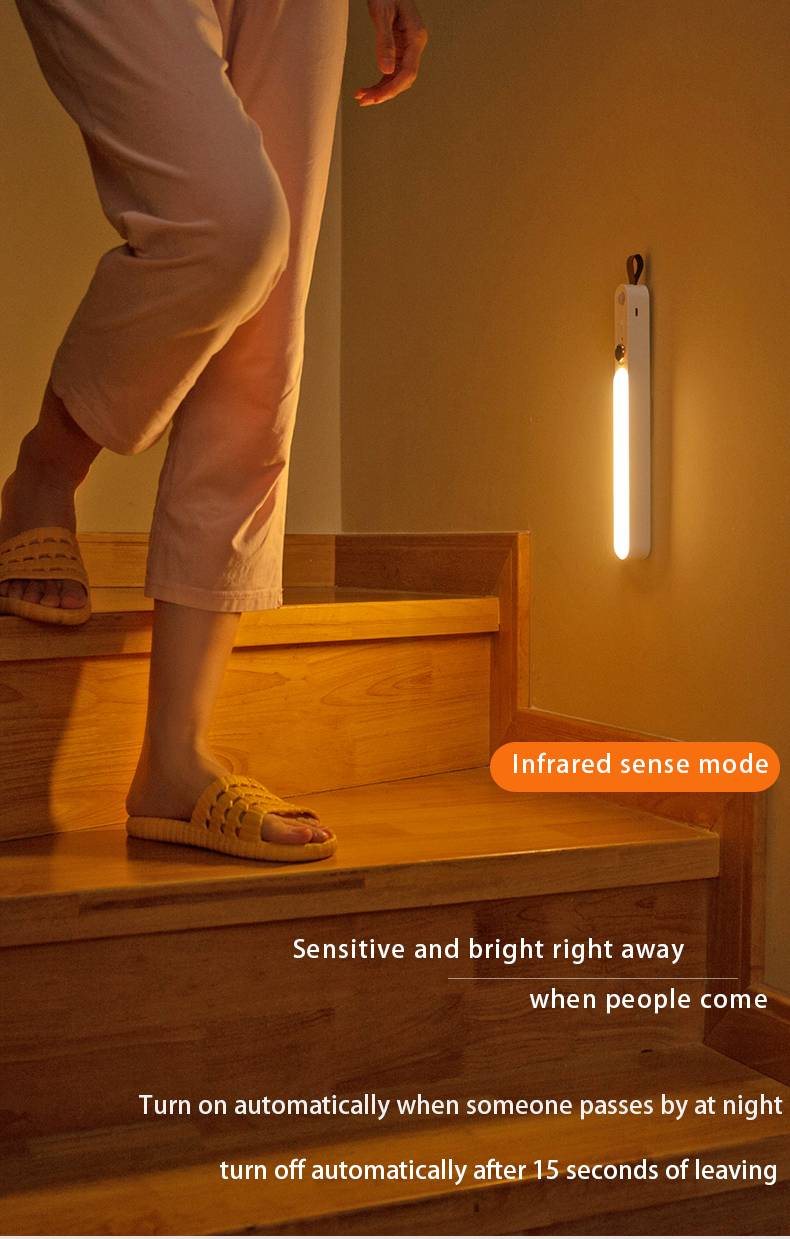 Magnetic Induction Closet Lighting